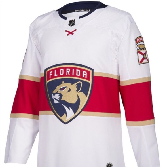 adidas Other - Authentic Panthers Jersey
